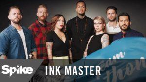 Ink Master cast