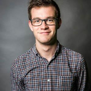 Patrick Hosken smiling