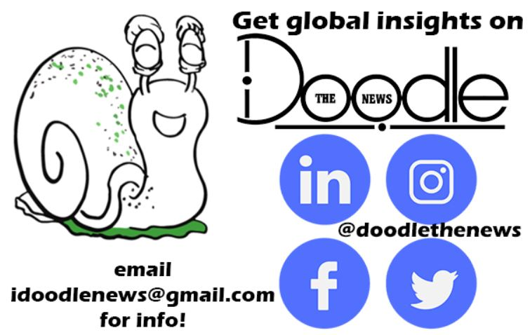 Get global insights on Doodle The News