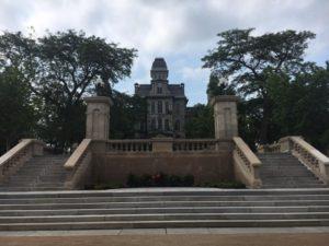 Hall of Languages at Syracuse University