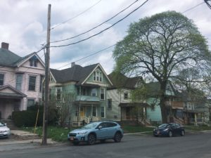 Houses on Westcott Street