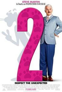 Pink Panther 2 movie poster.